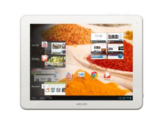 Archos Unveils a New Tablet for the Cooking Enthusiast e-Reading Hardware
