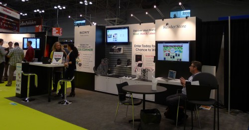 Samsung & Sony Are Exhibiting at BEA 2013 But Nook Media Isn't Conferences & Trade shows