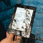 WaterFi Now Sells a Waterproof Kindle Paperwhite - Good to a Depth of 200 Feet e-Reading Hardware