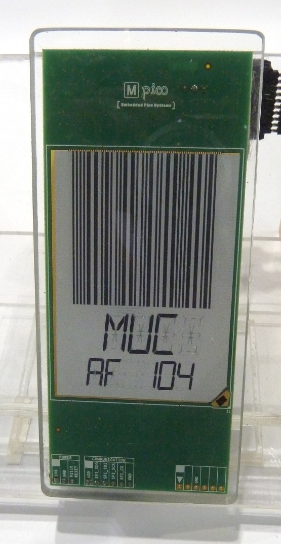 Mpico Plans to Bring Wireless E-ink Screens to Smart Cards & ePaper