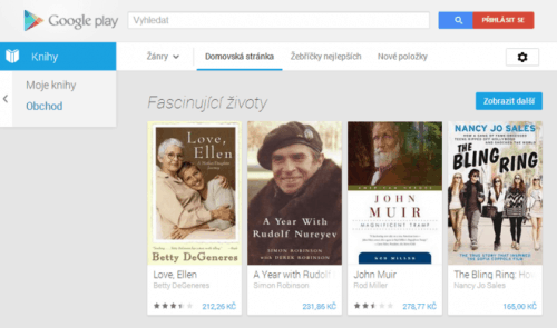 google play books Poland