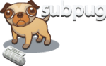 Subpug Offers a Cool Logo and a Pleasant Theme But Can't Actually Show Me Any News Articles News Reader