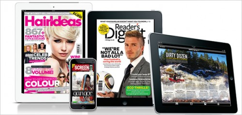 AAM Reports Digital Magazine Circulation Nearly Doubled in First Half of 2013 Subscriptions