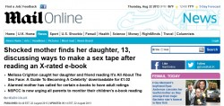 UK Children's Charity Sparks Moral Panic Over Adult Content in Kindle Store humor