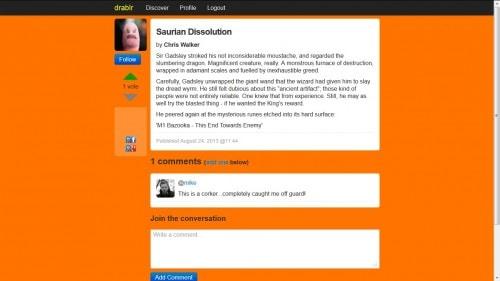 drablr screenshot