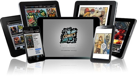 Is Amazon Looking to Buy Comixology? Amazon Comics & Digital Comics Comixology Rumors