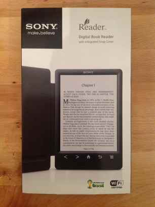 New Sony Reader Now Showing up in Spain  e-Reading Hardware