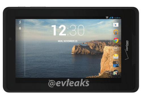 "Verizon to Launch 7"" Ellipsis Tablet Next Week e-Reading Hardware"