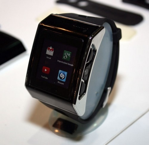 Exetech XS-3 Smart Watch-Phone is Shipping Soon - 349 Euros (video) e-Reading Hardware