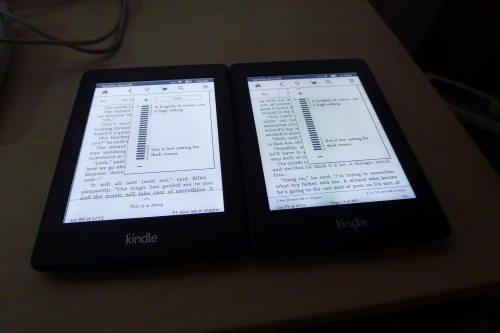 The 2013 Kindle Paperwhite Shows a Solid Improvement Over Last Year's Model Editorials