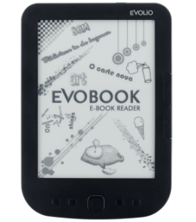 Evolio Launches Evobook 3 in Romania e-Reading Hardware