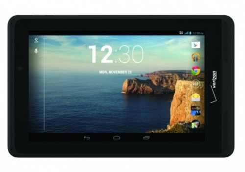 Verizon Announces the Ellipsis 7 Tablet e-Reading Hardware