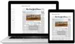 NY Times Brings Their Print Edition Online with New Web App Newspaper