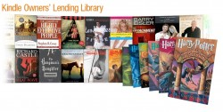 kindle owner's lending library