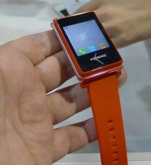 Gallery: A Dozen Smartwatches From CES 2014 Conferences & Trade shows E-ink e-Reading Hardware