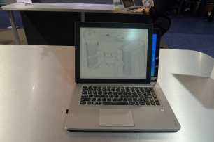 Pocketbook CAD Reader Comes to CES, Plays a Great Slideshow e-Reading Hardware