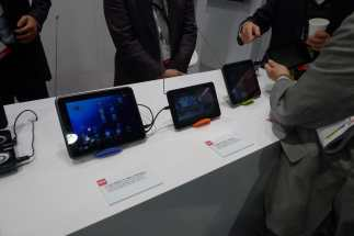 TV Android Tablet Combos Are Now a Thing Conferences & Trade shows e-Reading Hardware