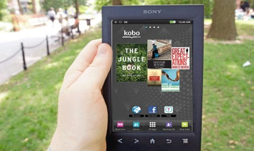 The Other Shoe Drops - Sony to Close Worldwide Reader Store, Hand Customers to Kobo e-Reading Hardware eBookstore Kobo