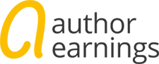 New Author Earnings Report Shows Growing Revenues for Authors ebook sales Self-Pub