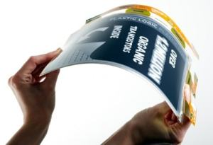 PlasticLogic Debuts New Flexible AMOLED Screen at Flextech 2014 - Neglects to Bring it to the Show Screen Tech