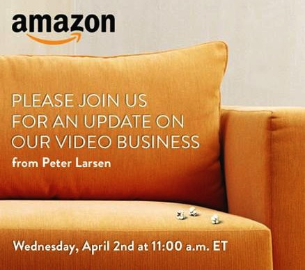 Amazon is Holding a Press Event Next Week Amazon e-Reading Hardware