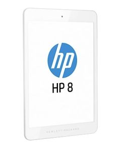 HP Launches the HP8 1401 Budget Android Tablet - $170 e-Reading Hardware