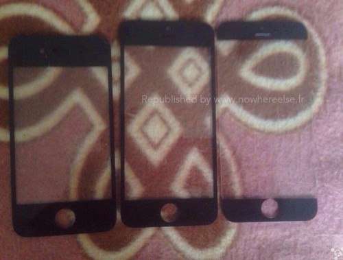 Leaked iPhone 6 Component Hints at a Larger Display Apple iDevice