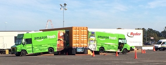 Amazon Acquires Stake in French Delivery Company, Expands Delivery Options in US Amazon