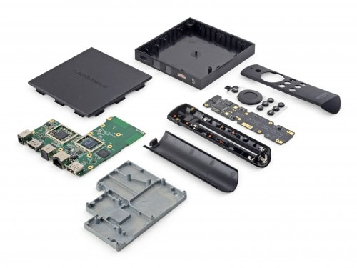 iFixit Rips Open the Fire TV, Finds Few Surprises e-Reading Hardware