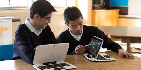 intel education keyboard dock