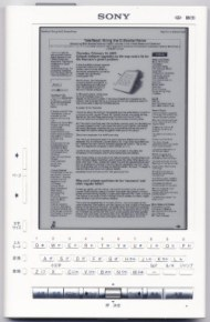 Content was What was Holding Back the Japanese eBook Market, Not Twice-Shy Consumers Blast from the Past e-Reading Hardware eBookstore