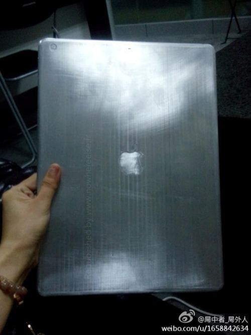 "Is This Proof of the 12.9"" iPad Maxi? Apple e-Reading Hardware iDevice"