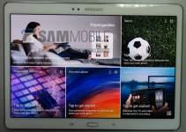Samsung Galaxy Tab S 10.5 Photos Leak e-Reading Hardware