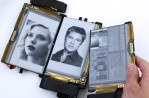 Paperfold Smartphone Concept Revives the Idea of a Collapsible Smartphone Screen E-ink e-Reading Hardware Screen Tech