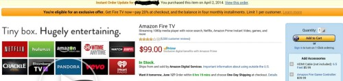 fire tv installment plan 1
