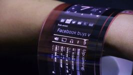 PlasticLogic Debuts New Flexible AMOLED Prototype at Display Week 2014 Conferences & Trade shows Screen Tech