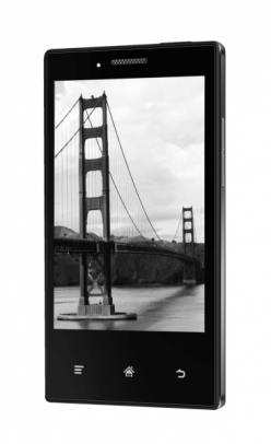 Midia Inkphone E-ink Smartphone Now up for Pre-Order - $165 E-ink e-Reading Hardware