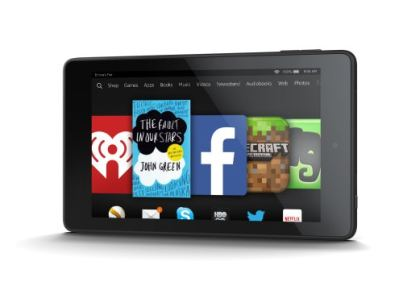 "Amazon Upsets the Budget Tablet Market with a $99, 6"" Android Tablet Amazon e-Reading Hardware Fire"
