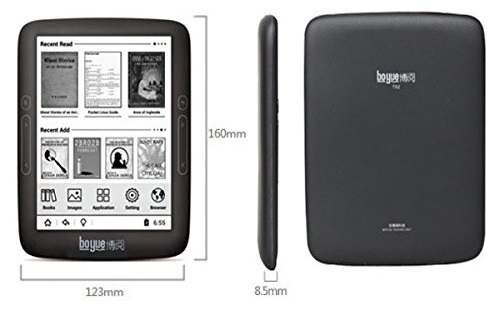 "Boyue T62 6"" Android eReader Now Available at Amazon e-Reading Hardware"