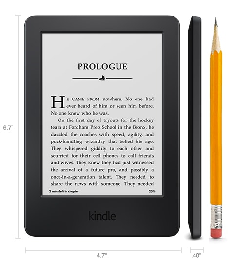 Amazon Replaces the Basic Kindle With Touchscreen-Equipped Model, Will Ship it on 2 October Amazon e-Reading Hardware Kindle