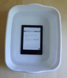 Review: Kobo Aura H2O Kobo Reviews