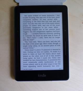 Review: Kindle Voyage Kindle Reviews