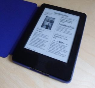 new touch kindle