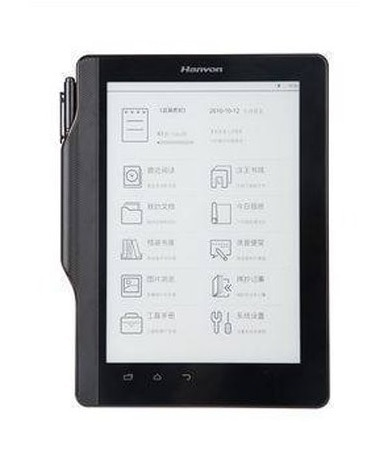 """Hanvon Launches E930 eReader in China - 9.7"""" E-ink Screen, Android e-Reading Hardware"""