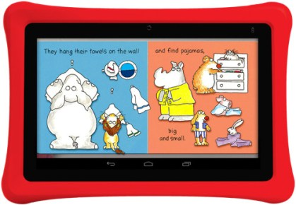 The Security on Cheap Kids' Tablets Has More Holes Than Swiss Cheese e-Reading Hardware Security & Privacy