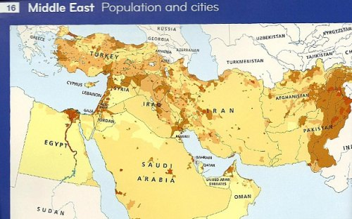 HarperCollins Wipes Israel Off the Map Censorship Publishing Textbooks & Digital Textbooks