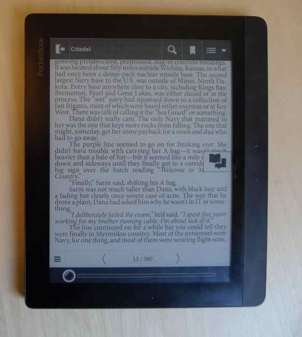 """Pocketbook InkPad """"New"""" Firmware Update Shows That Older is Sometimes Better e-Reading Hardware e-Reading Software"""