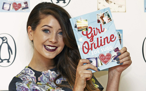 Youtube Star Zoella Sugg's Debut Novel was Written in 6 Weeks - by Someone Else DeBunking Ghost Writing