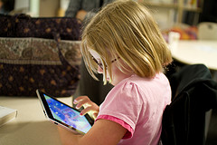 Fear & Dread, or One Parent's Thoughts Over a Tablet in the Hands of a 5-Year-Old e-Reading Hardware Editorials Open Topic