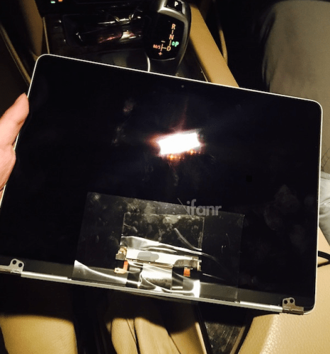 Leaked Photos Show Next Macbook Air Apple e-Reading Hardware